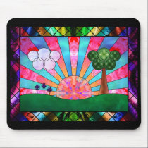 Canticle of the Sun Mousepad