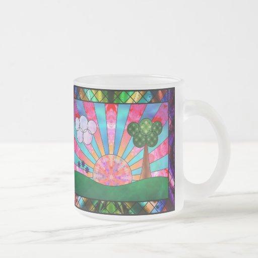 Canticle of the Sun Mug