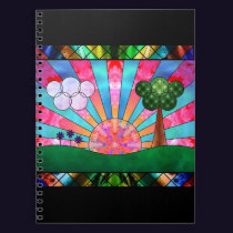 Canticle of the Sun Notebook