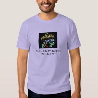 Cantina de México Camisas