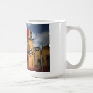 Cantina, San Miguel, Mexico, Coffee Cup Classic White Coffee Mug