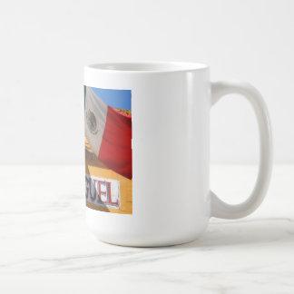 Cantina, San Miguel, México, taza de café