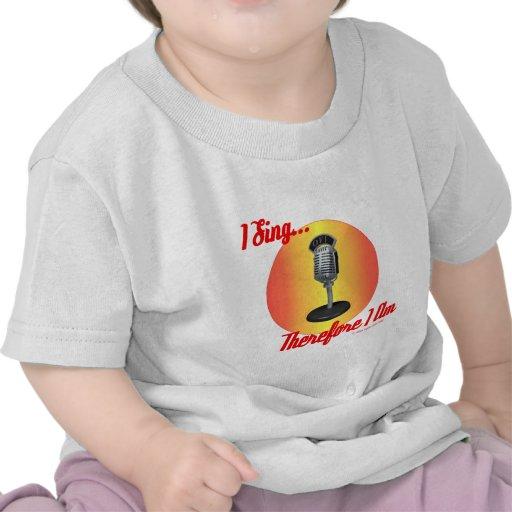 Canto 2007 camiseta