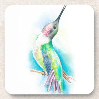 Canto del colibrí posavasos para bebidas