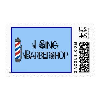 Canto el regalo de la barbería
