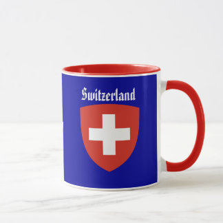 Canton Fribourg* Crest Coffee Mug