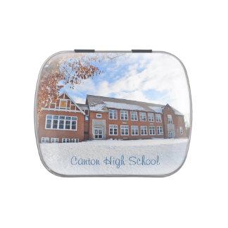 Canton High School Candy Tin