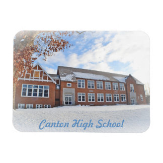 Canton High School Magnets