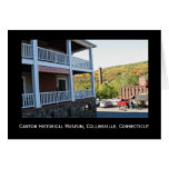 Canton Historical Museum Notecard Card