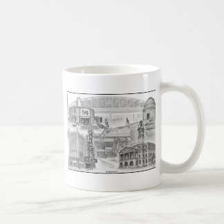 Canton Ohio Historic Landmarks Coffee Mug