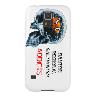 Canton Regional Saltwater Addicts Galaxy S5 Cover