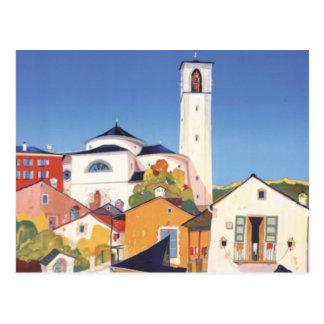 Cantón Suiza de Tesino Tessin del vintage Tarjetas Postales