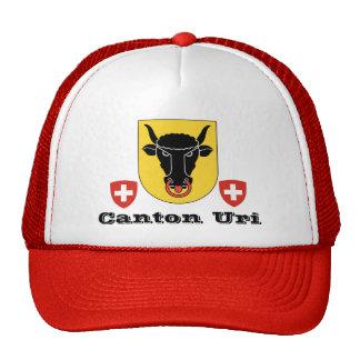 Canton Uri*, Switzerland Baseball Cap Trucker Hat