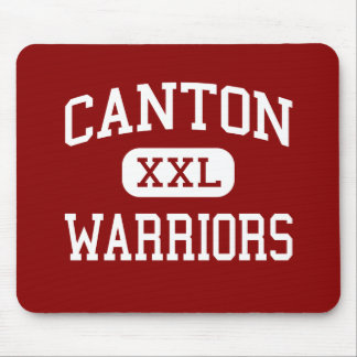 Canton - Warriors - High - Collinsville Mouse Pad