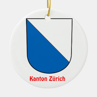 Canton Zürich* Christmas Ornament