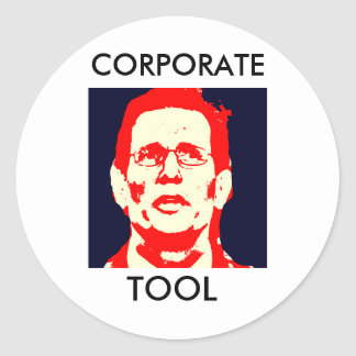 Cantor Corporate Tool Sticker