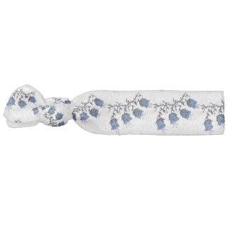 Cantorbery Belces azul en vid florece el lazo del Banda Para El Cabello
