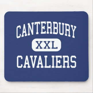 Cantorbery - Cavaliers - alta - fuerte Wayne India Tapetes De Ratón