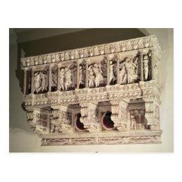 Cantoria, 1433-39 postcard