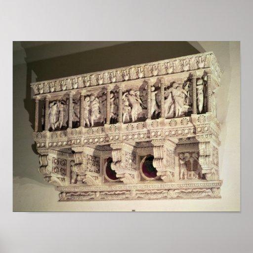 Cantoria, 1433-39 poster