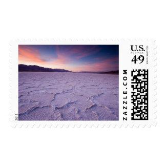 Cantos de la presión en la cacerola de la sal timbre postal