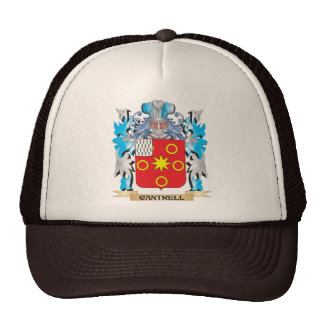 Cantrell Coat of Arms - Family Crest Trucker Hat