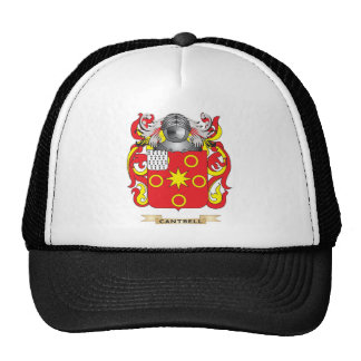 Cantrell Coat of Arms (Family Crest) Trucker Hat