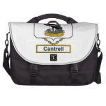 Cantrell Family Crest Commuter Bags