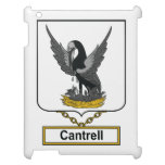 Cantrell Family Crest Cover For The iPad