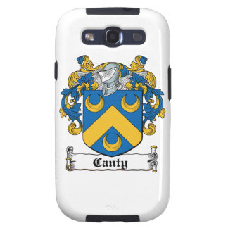 Canty Family Crest Galaxy SIII Case