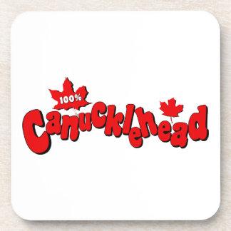 Canucklehead Beverage Coaster