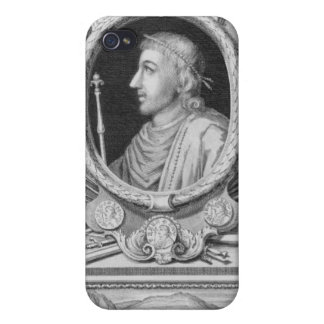 Canute the Great (d.1035) King of England, Denmark iPhone 4 Case