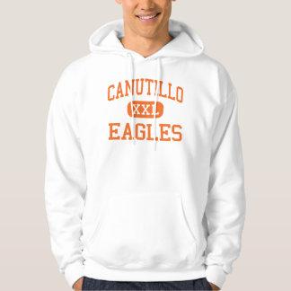 Canutillo - Eagles - High School - El Paso Texas Hoodie