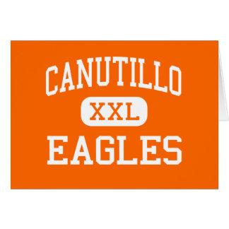 Canutillo - Eagles - High School secundaria - El P Tarjeta De Felicitación