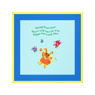 Canvas Art for kids