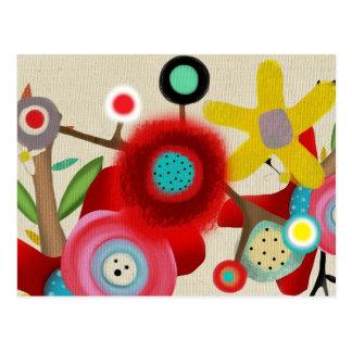 Canvas Art Postcard
