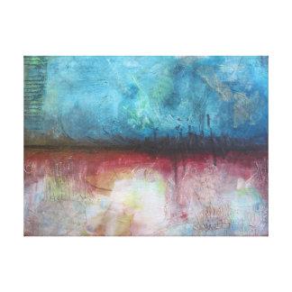 Canvas Art Print Horizon