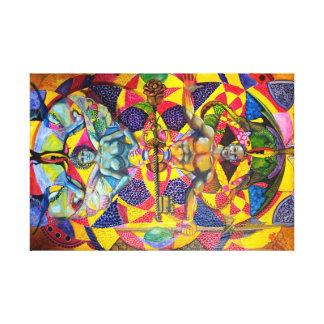 """Canvas Art """"Sacred Gender"""""""