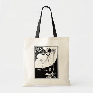 Canvas Bag: Beardsley - The Climax Tote Bag