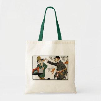 Canvas Bag: Theatre de Puces Tote Bag