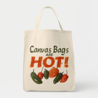 CANVAS BAGS ARE HOT! Tote Bag
