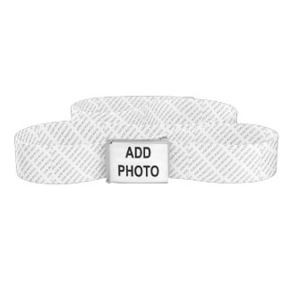Canvas Belt Strap Create Your Own