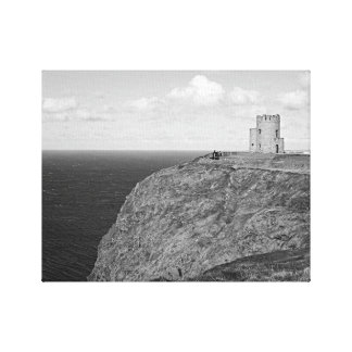Canvas - Cliffs of Moher Canvas Print