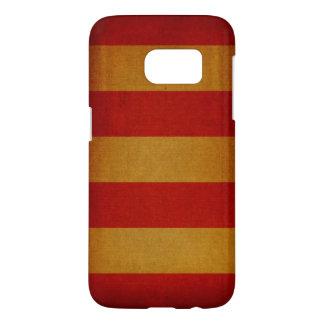 Canvas deck chair pattern Samsung Galaxy S5 case