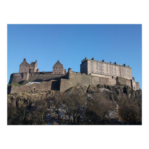 Edinburgh Wall Art & Canvas Prints | Edinburgh Panoramic ...