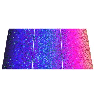 Canvas Glitter Star Dust