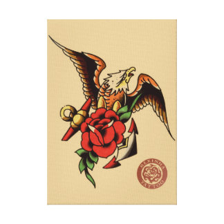 canvas mexinha tattoo gallery wrapped canvas
