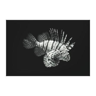 Canvas Print 'Lionfish'