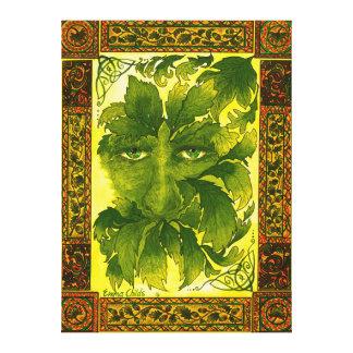 Canvas Print The Green Man