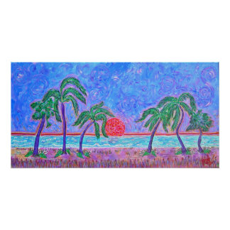 Canvas Print - Tropical Moment